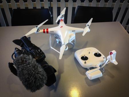 Drone Selfies!