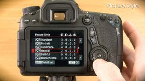 Shooting Video with the Canon 70D
