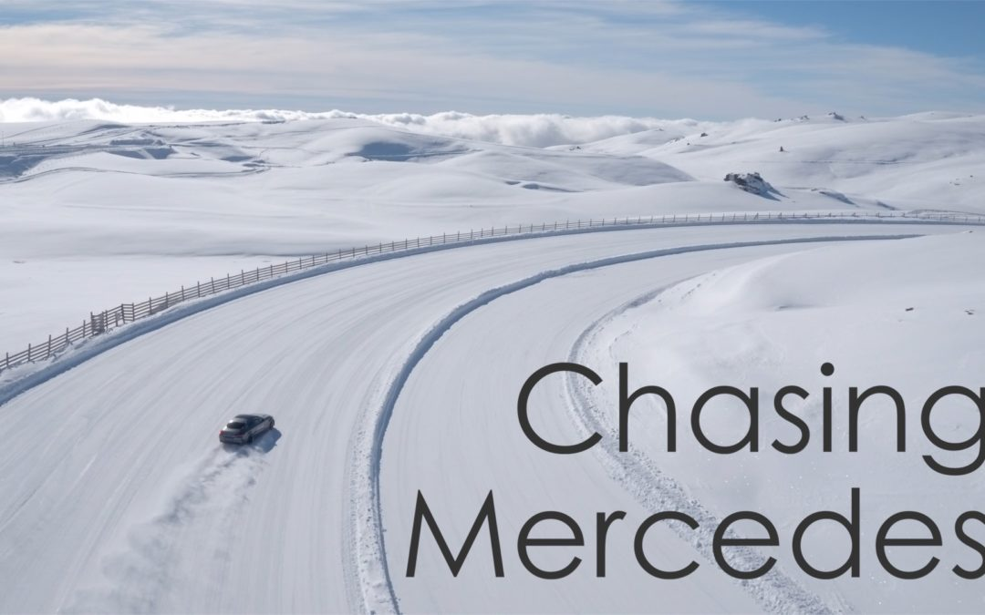 Chasing Mercedes – A Work Vlog