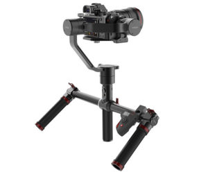 Using a Handheld Gimbal for Shooting Real Estate Video