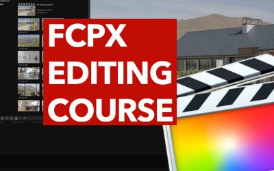 Editing Real Estate Video with FCPX