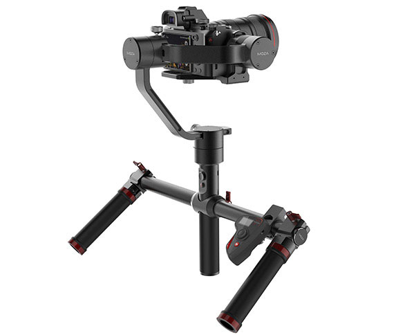 Slow down your Gimbal movements!