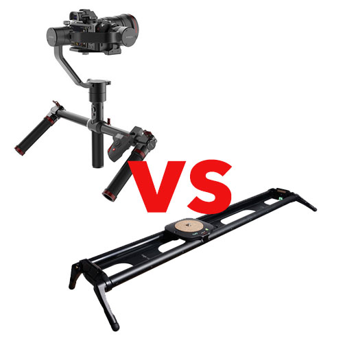 Gimbal vs Slider for Real Estate Video?