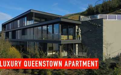 Luxury Queenstown Apartment anyone?