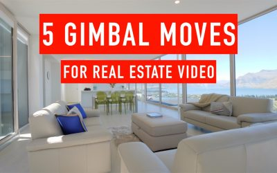 5 Essential Gimbal Moves for Real Estate Video