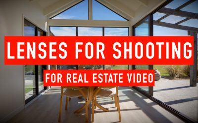 Recommended Lenses for Shooting Real Estate Video