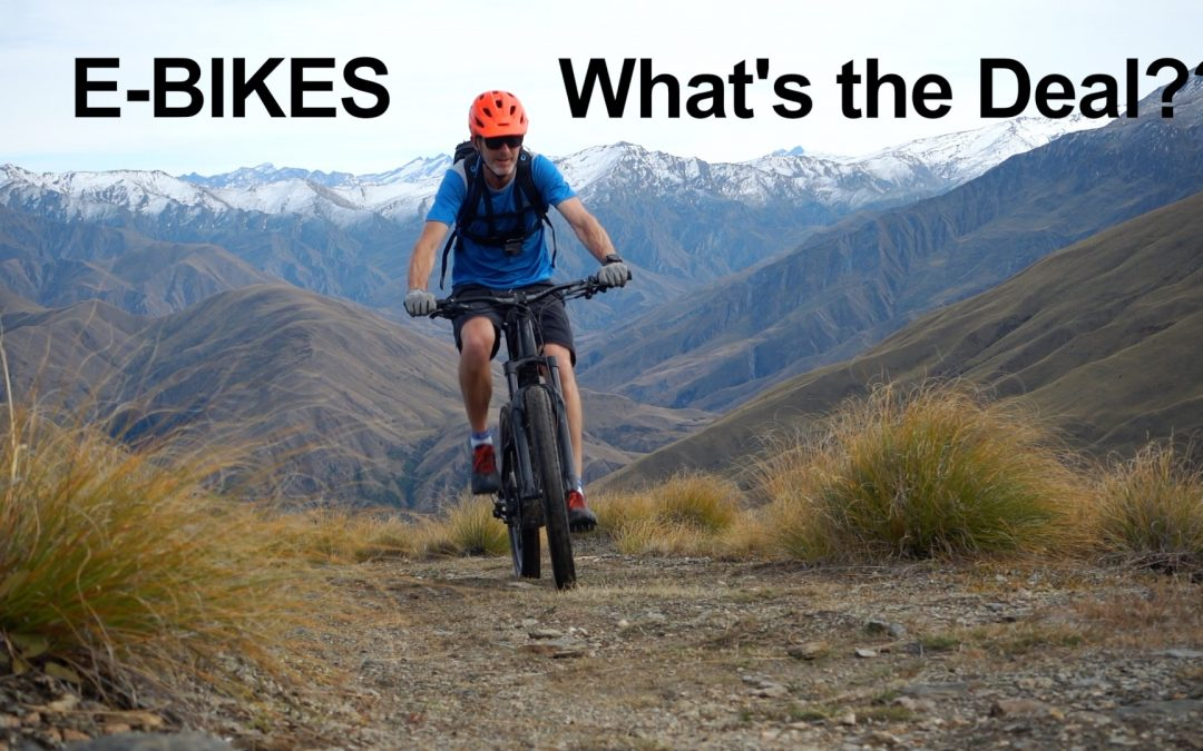 E Bikes – Whats the deal? (Specialized Turbo Levo Mountain Bike)