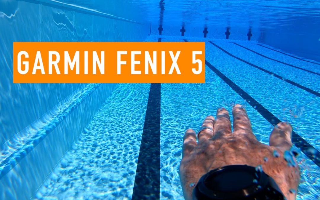 Garmin Fenix 5 after 18 months