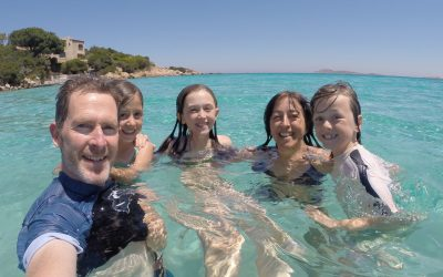 Kiwi Family's Big Overseas Adventure