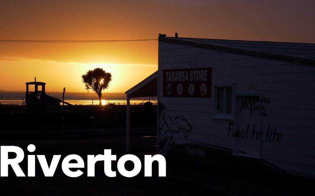 A town called Riverton