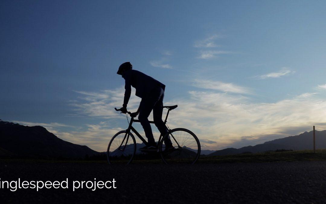 Converting a Racing Bike to Single Speed!