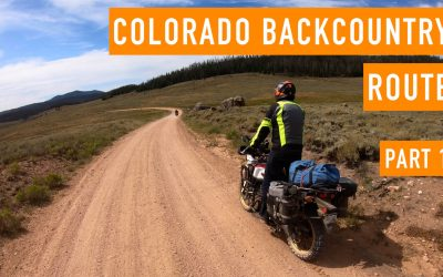 The Colorado Backcountry Discovery Route – One Bloke's View