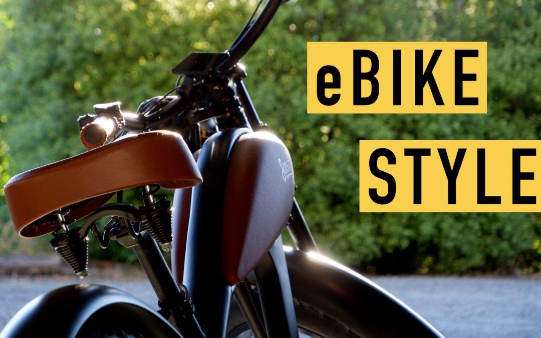 eBike Style – The Scout (Cheetah) ebike