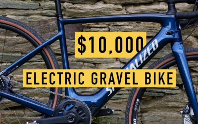 $10K Electric Gravel Bike – Specialized Turbo Creo SL