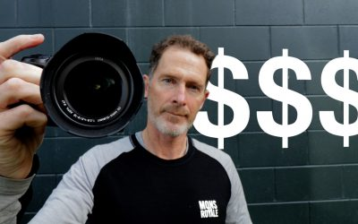 How much Money did I make Shooting Video in 2019?