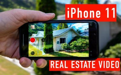 iPhone 11 for Shooting Real Estate Video and Stills….and Editing!