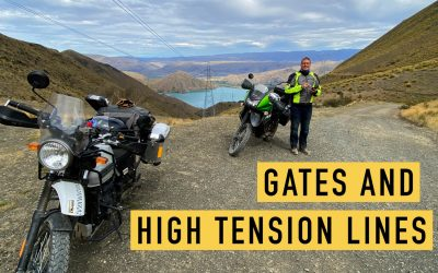 Gates and High Tension Lines
