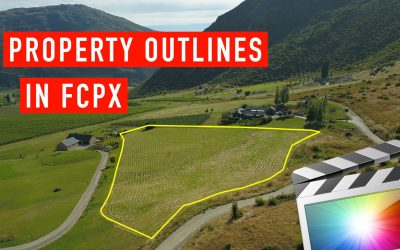 Tracking Property Outlines in FCPX