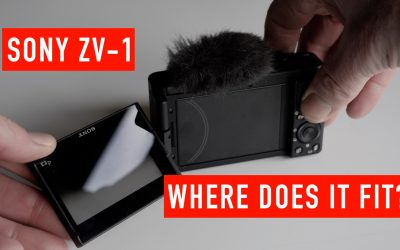 Where does the Sony ZV-1 Fit?