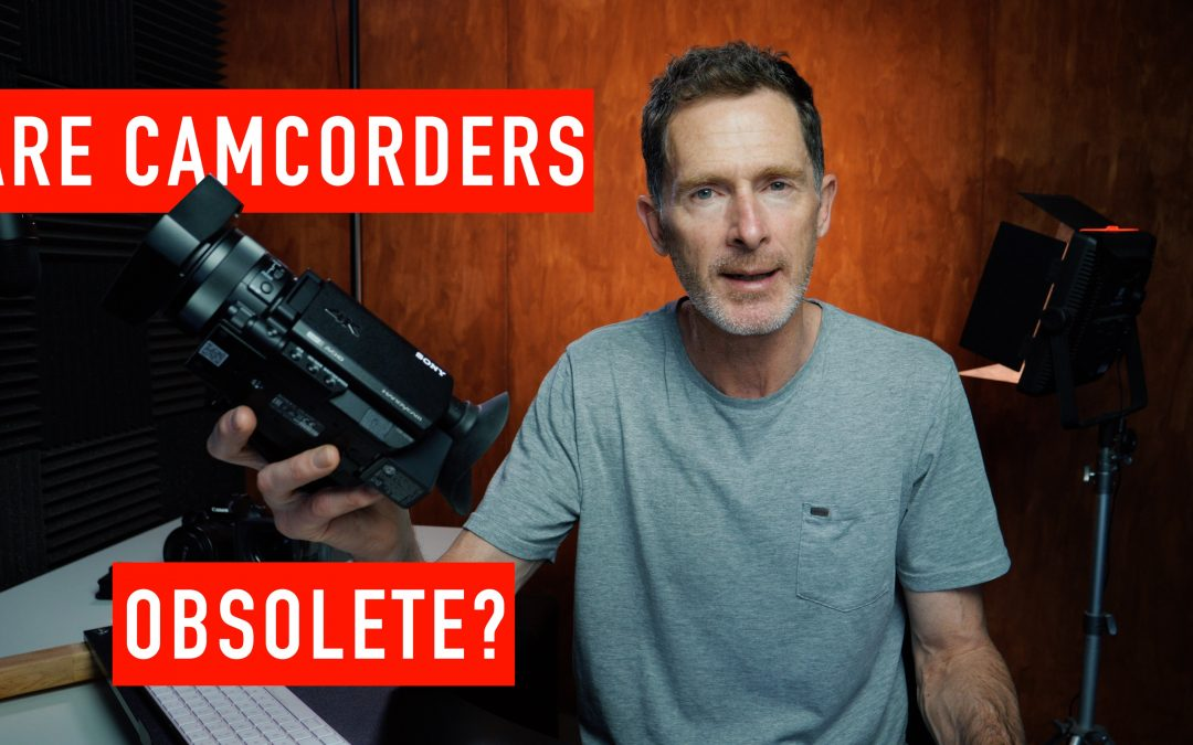 Are Video Camcorders Obsolete?