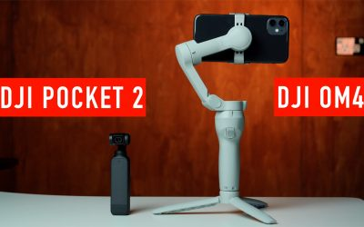 DJI Pocket 2 vs DJI OM4 for Real Estate Video?