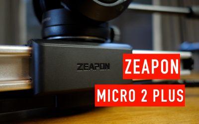 Zeapon Micro 2 plus Slider